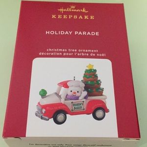 Hallmark Keepsake ornament Holiday Parade 2nd